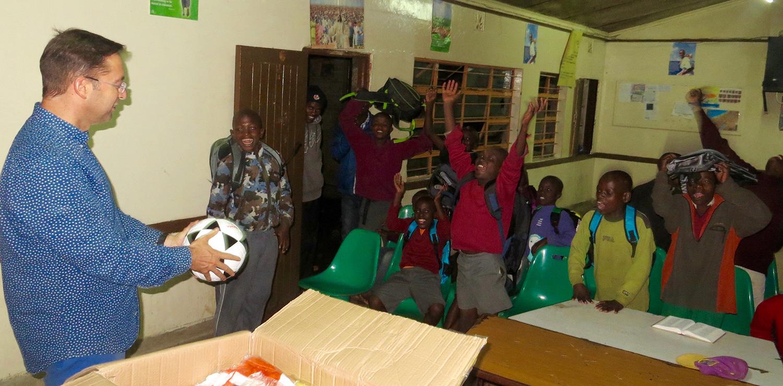 Proyecto Kwetu Home of Peace