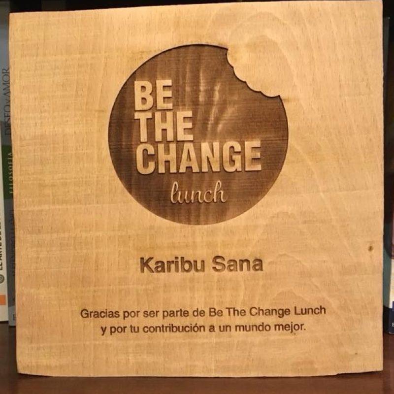 ¿Te apuntas a cambiar el mundo?