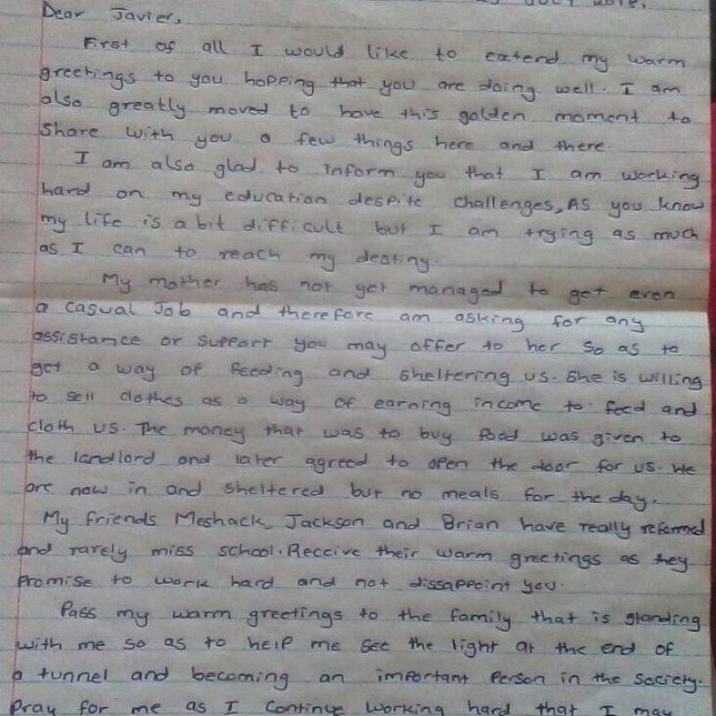 Carta Moses W