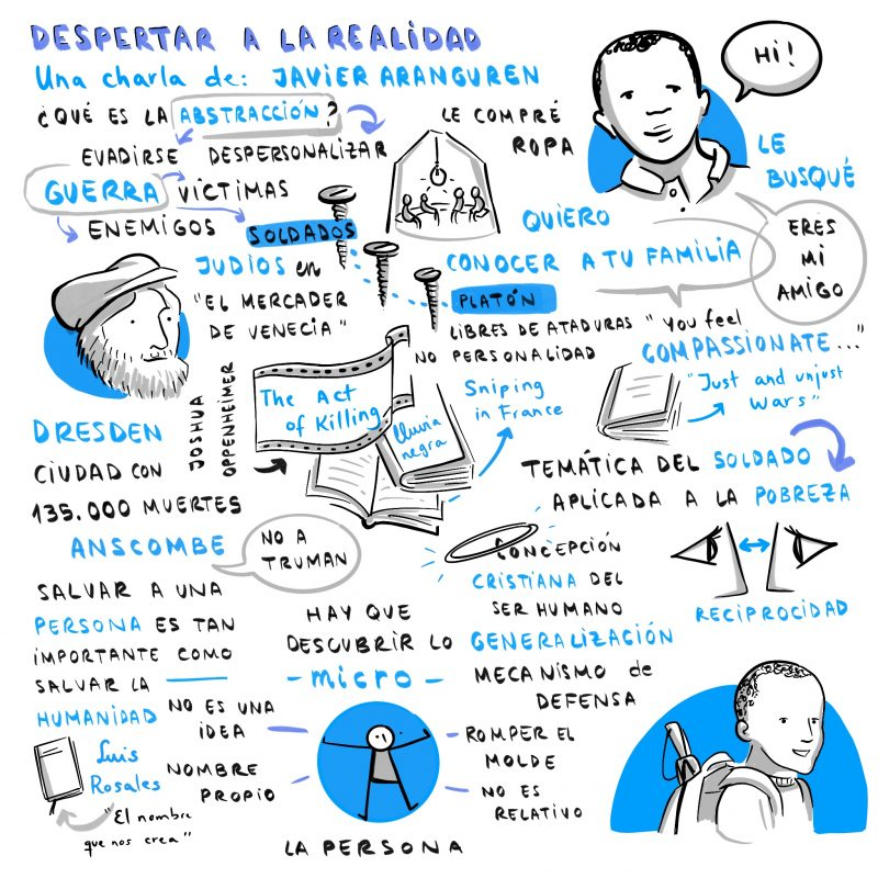 Visual thinking aplicado a Karibu Sana