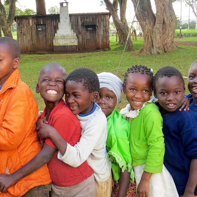 El nacimiento de Karibu sana